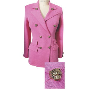 Solini Pink Jacket LC6760
